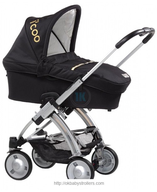 Stroller Hauck I`COO Pii (2 in 1) description, prices ...