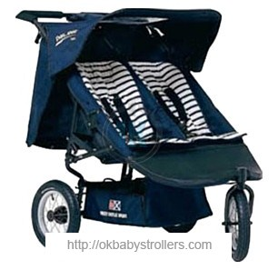 Stroller Red Castle Double Jogg ...