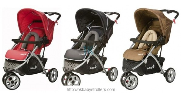 Stroller Safety 1st by Baby Relax Vivea description, prices ...