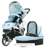 Stroller ABC Design Cobra (2 in 1)