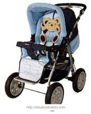 Stroller ABC Design Focus Alu