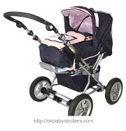 Stroller ABC Design Pramy Alu