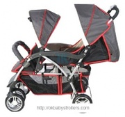 Stroller ABC Design Tandem light