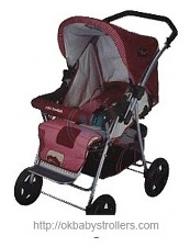Stroller ABC Design Tech Rider Fix