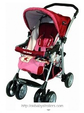 Stroller ABC Design Tech Rider S