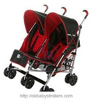 Stroller ABC Design Trolly Duo