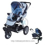 Stroller ABC Design Turbo 3S