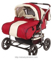 Stroller Adbor Ring Duo