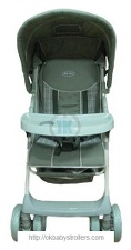 Stroller Baby Care Voyager TS (without�seat)
