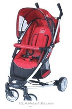 Stroller Baby Design Espiro Magic 4