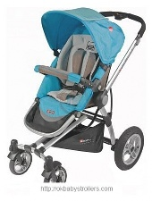 Stroller Baby Design Espiro Vector 4 Air (2 in 1)