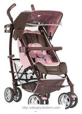 Stroller Baby Planet Solo Deluxe