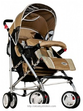 Stroller Bebe confort Canne Duocity