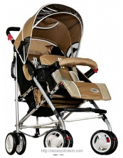 Stroller Bebe confort Duocity Canne