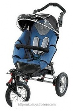 Stroller Bebe confort Everest (2 in 1)