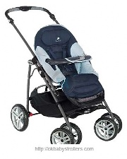 Stroller Bebe confort Trophy (2 in 1)