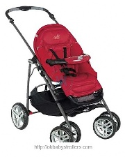Stroller Bebe confort Trophy (3 in 1)