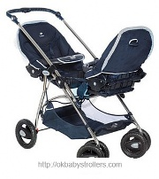 Stroller Bebe confort Twin Club