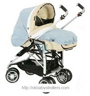 Stroller Bebecar 1X-Plus CT