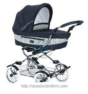 Stroller Bebecar Grand Style (2 in 1)