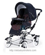 Stroller Bebecar Grand Style Plus
