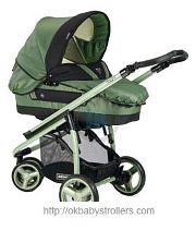 Stroller Bebecar Icon AT (2 in 1)