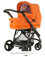 Stroller Bebecar Ip-Op (2 in 1)