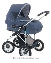 Stroller Bebecar Raider AT