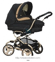 Stroller Bebecar Stylo AT (2 in 1)