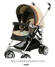Stroller Bebecar X-PLUS CT