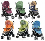 Stroller Bertoni Vector (3 in 1)