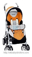 Stroller Brevi B-MAX on the Road (2 in 1)