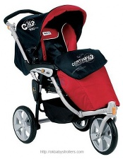 Stroller CAM Cortina Evolution X3