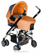 Stroller CasualPlay Baby One (3 in 1)
