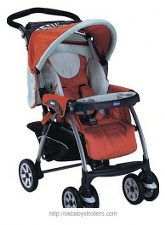 Stroller Chicco Duo Ct 0.2