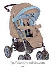 Stroller Chicco Tech 6WD (2 in 1)