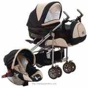 Stroller Chicco Trio C1 Complete