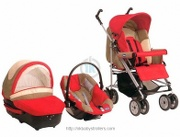Stroller Chicco Trio Enjoy