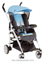 Stroller Chicco Trio For Me (jogging)