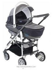 Stroller Chicco Trio Living (3 in 1)