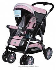 Stroller Chipolino Dakota