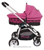 Stroller Chipolino Gemma (2 in 1)