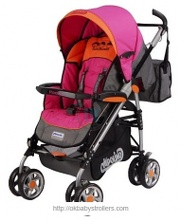 Stroller Chipolino Pooky + car seat