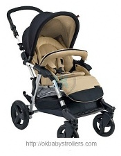 Stroller Concord Fusion Scout