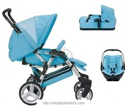 Stroller Concord Fusion Scout Ion