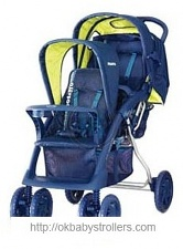 Stroller Cosatto Duo Traveller