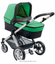 Stroller Deltim Delti Cat (3 in 1)