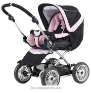 Stroller Emmaljunga City Cross (2 in 1)