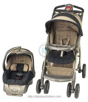 Stroller Evenflo Aura Select Travel System