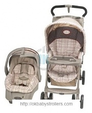 Stroller Evenflo Journey Elite Travel System